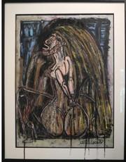 Robert COMBAS - Pintura - sans