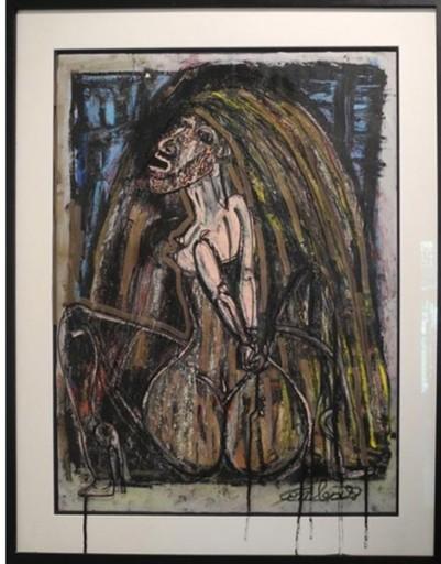 Robert COMBAS - Painting - sans