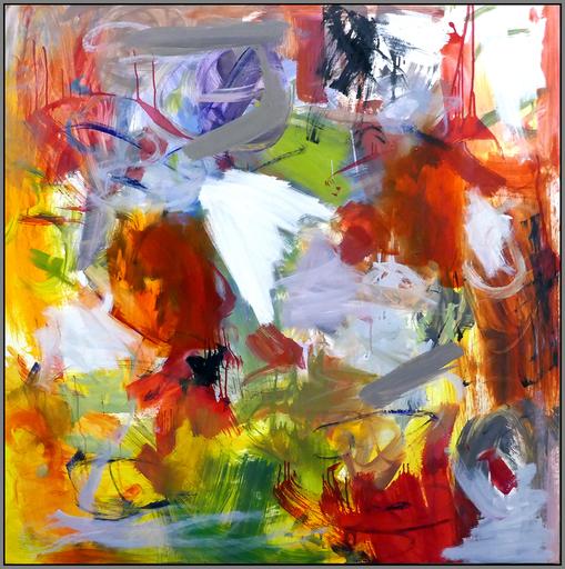 Scott PATTINSON - Peinture - Ouvert No 68