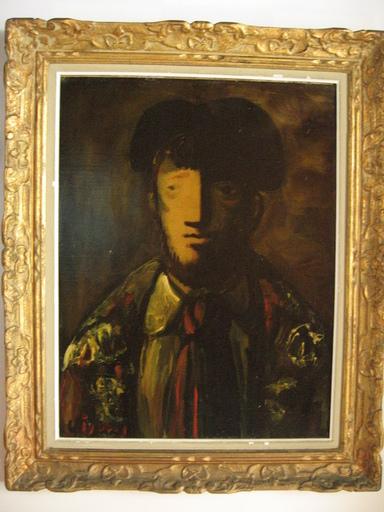 Sylvain VIGNY - Peinture - TOREADOR