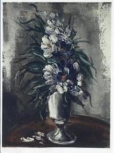 Maurice DE VLAMINCK, Bouquet Spitzer
