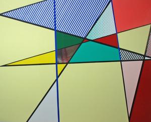 Roy LICHTENSTEIN - Stampa-Multiplo - Imperfect