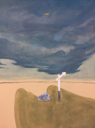 Martin FAURE - Pittura - «La fôret»