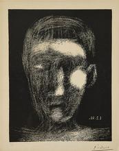 Pablo PICASSO - Stampa Multiplo - Tete De Garcon (Bloch 1025)