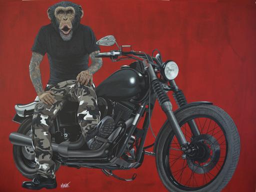 MANAT - Peinture - Craig rebelion