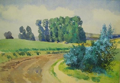 Otto NABER - Peinture