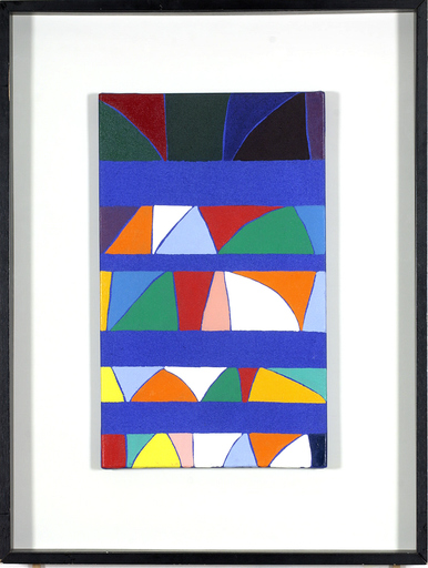 Piero DORAZIO - Peinture - Taskent