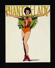 Mel RAMOS - Estampe-Multiple - Phantom Lady