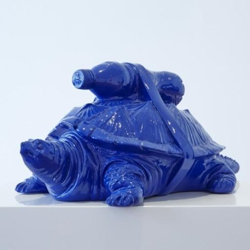 William SWEETLOVE - Sculpture-Volume - Cloned turtle