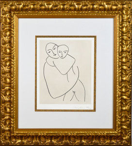Henri MATISSE, Vierge et Enfant (Madonna and Child)