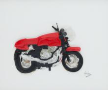 CÉSAR - Dessin-Aquarelle - Untitled