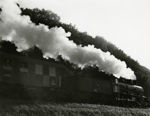 Hans BAUMGARTNER - Photo - Dampfzug