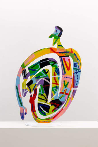 David GERSTEIN - Escultura - Eggman