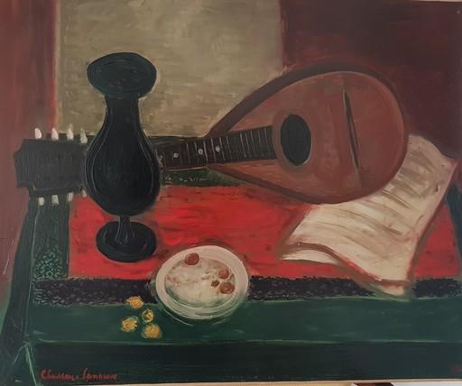Jean CLUSEAU-LANAUVE - Peinture