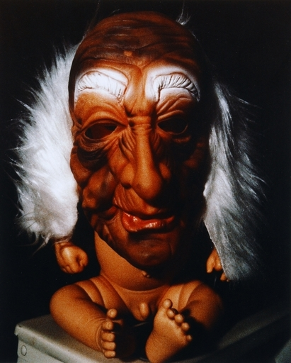 Cindy SHERMAN - Fotografia - doll with mask