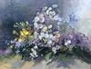 Paul MESSELY - Peinture - Bloemen