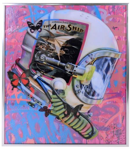 Dominic VONBERN - Painting - Air Fair
