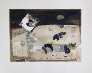 José ORTEGA - Print-Multiple - Moisson II
