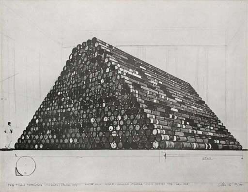 CHRISTO - Print-Multiple - Monuments, 3