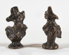 迭戈•贾科梅蒂 - 雕塑 - Victoire de Samothrace A et B