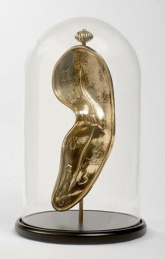 Salvador DALI - Sculpture-Volume - La montre molle