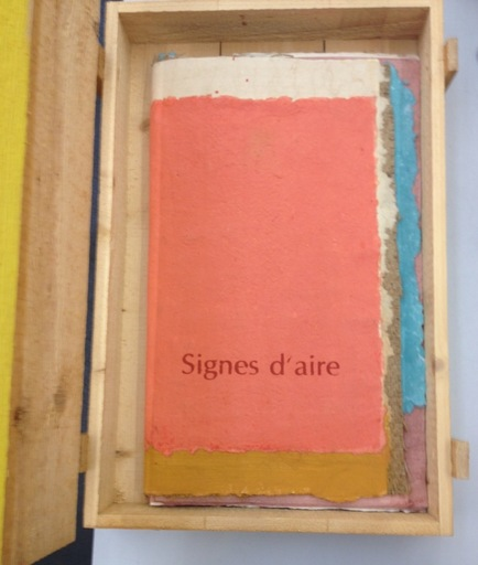Alberto RAFOLS CASAMADA - Print-Multiple - Signes d´aire - Luftzeichen