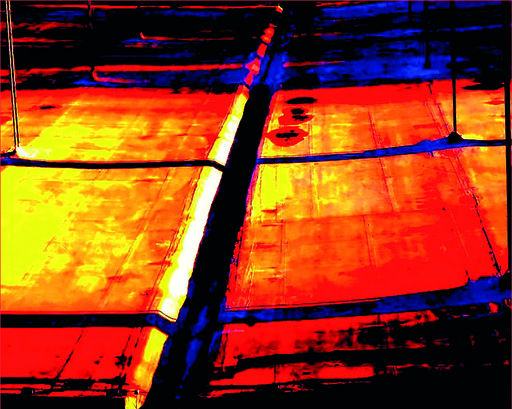Sigrun NEUMANN - Print-Multiple - Heaven carpet
