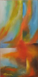 Romeo DOBROTA - Painting - Conversion,