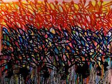 JONONE - Painting - Flashes