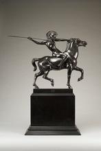 Franz VON STUCK - Escultura - Amazone