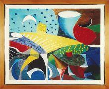 大卫•霍克尼 - 版画 - Fourth Detail Snails Space