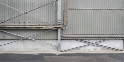 Bart MARTENS - Photography - Industrial Faces 2015 #7    (Cat N° 5062)