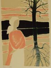 André BRASILIER - Print-Multiple - Florilége,l'Etang,1977.