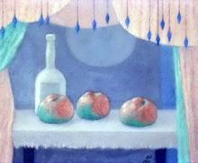 Antonio LAGO RIVERA - Peinture - bodegon