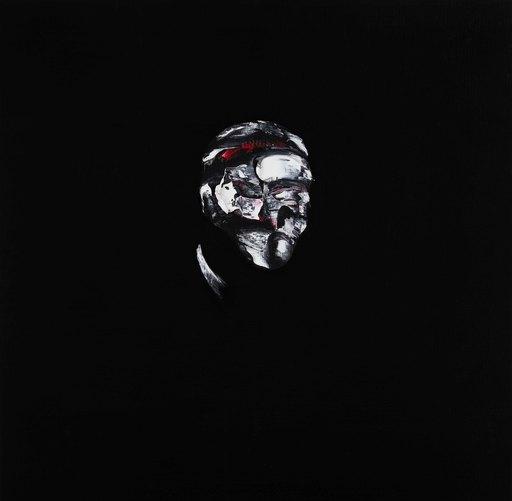 Lorenzo PUGLISI - Painting - RITRATTO 271017