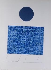 Max ERNST - Drawing-Watercolor - Méditerranée