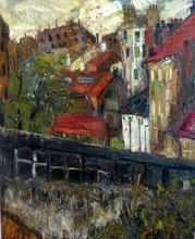 Chaïm SOUTINE (1894-1943) - Rote Häuser
