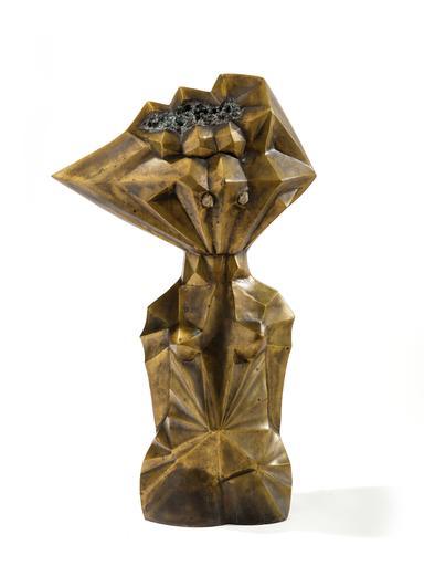 Jacques HÉROLD - Skulptur Volumen - La forêt
