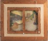 Jean Hippolyte MARCHAND - Pintura - Nature morte à la cruche cubiste