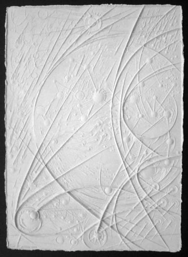 Pino DI GENNARO - Painting - Tracce