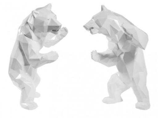 Richard ORLINSKI - Sculpture-Volume - Ours Debout