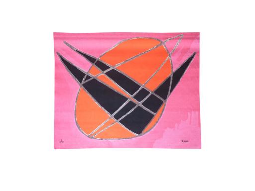 Émile GILIOLI - Tapestry - Chute d'Icare