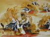 Michel JOUENNE - Drawing-Watercolor - Les Trois Anes