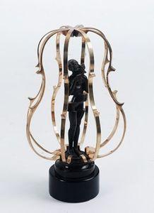 Fernandez ARMAN - Sculpture-Volume - Au coeur de la musique