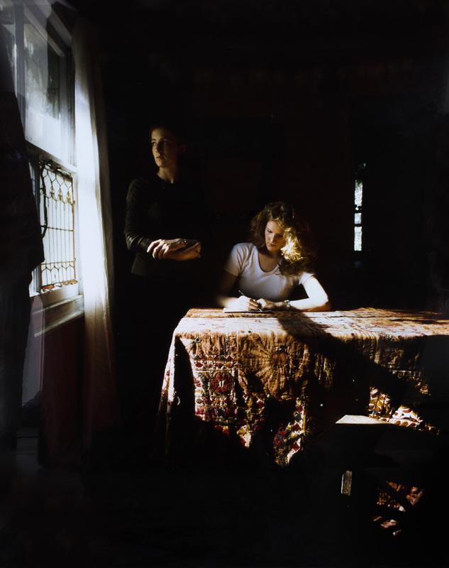 Tom HUNTER - Photography - The Girl writing an Affidavit