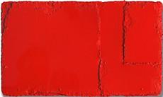 Armando MAROCCO - Pintura - Amplesso rosso