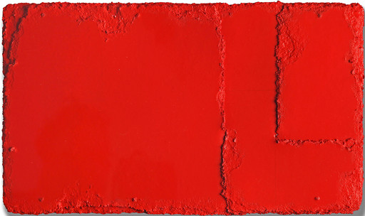 Armando MAROCCO - Painting - Amplesso rosso