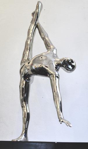 Mauro CORDA - Sculpture-Volume - CONTORSIONNISTE XXII