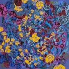 Jooyeon JUDY JANG - Painting - untitled