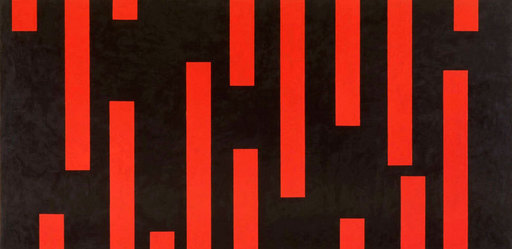 Shin SHIMIZU - Painting - Sans Titre